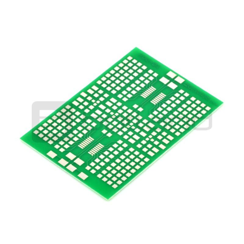 Płytka uniwersalna PDU01 - SMD 1206, SO-16, SOT-23