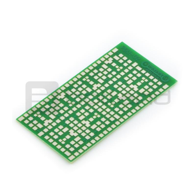 Płytka uniwersalna PDU02 - SMD 1206, SOT-23
