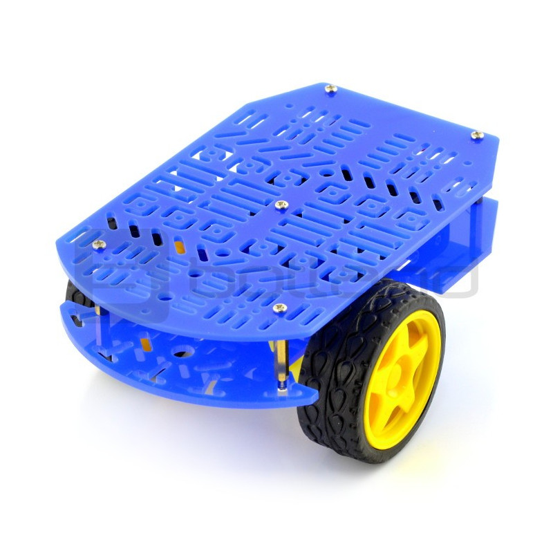 Magician Chassis - podwozie robota