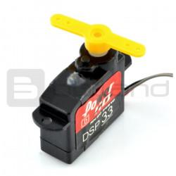Serwo PowerHD DSP33 - micro