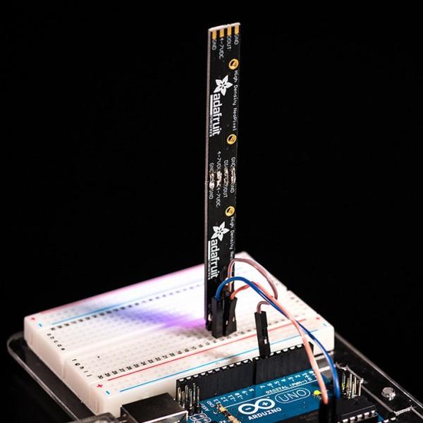 Adafruit NeoPixel Stick - pasek LED RGB 8 x WS2812 5050