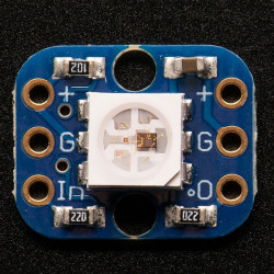 Adafruit NeoPixel Smart PCB - 4 diody LED RGB WS2812B 5050