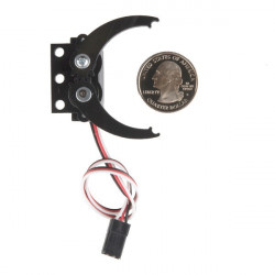 Chwytak do serw typu micro - Actobotics Micro Gripper Kit