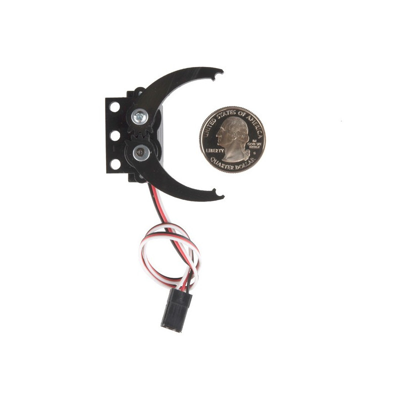 Micro Servo Gripper - Actobotics Micro Gripper Kit A_