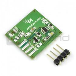 Przycisk dotykowy monostabilny AT42QT1011 - MOD-25