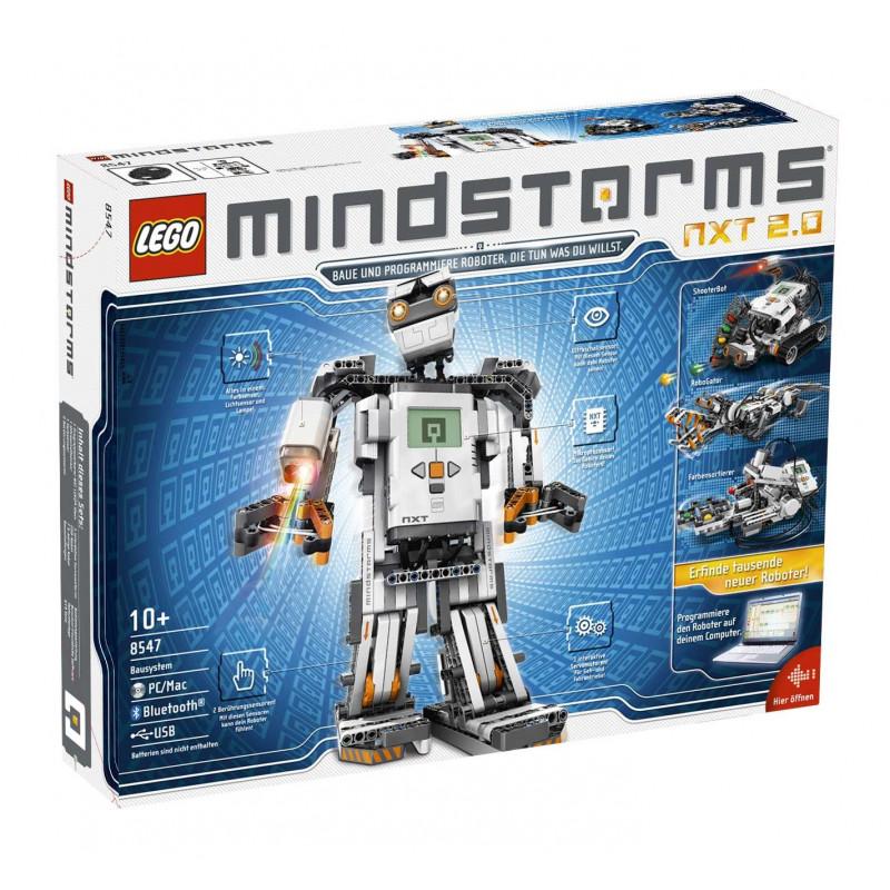 Lego Mindstorms NXT 2.0 8547 - StarterKit_