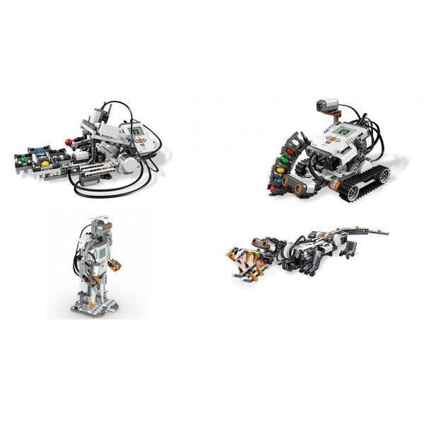 Lego Mindstorms NXT 2 0 8547 - zestaw startowy
