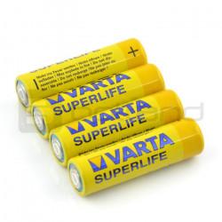 Bateria AA (R6 LR6) Varta Superlife