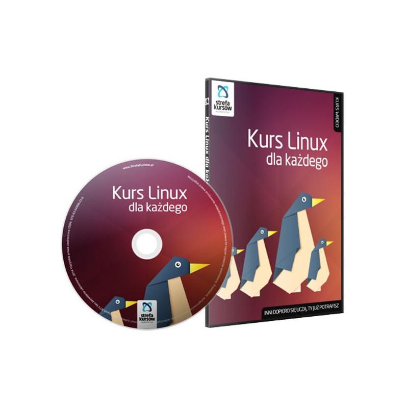 Linux dla kazdego strefakursow.pl