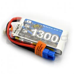 Pakiet LiPol Dualsky 1300mAh 35C 2S 7.4V