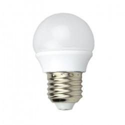Żarówka LED ART, bańka mleczna, E27, 3W, 200lm