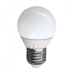 Żarówka LED ART, bańka mleczna, E27, 4W, 300lm