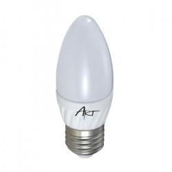 Żarówka LED ART, świecowa, E27, 3,5W, 230lm