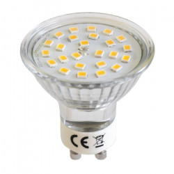 Żarówka LED ART, GU10, 3,6W, 320lm