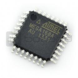Mikrokontroler AVR - ATmega168P-AU SMD