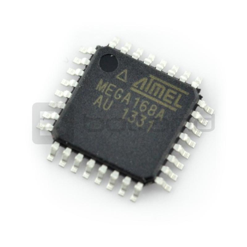 Mikrokontroler AVR - ATmega168A-AU SMD