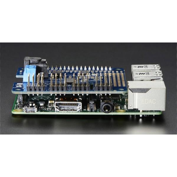 Adafruit Mini Kit 16-channel PWM I2C driver - Servo Hat for Raspberry Pi*