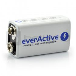 Akumulator EverActive 6F22 9V Ni-MH 250 mAh