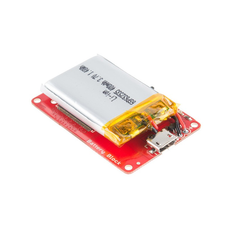 Power module for Intel Edison