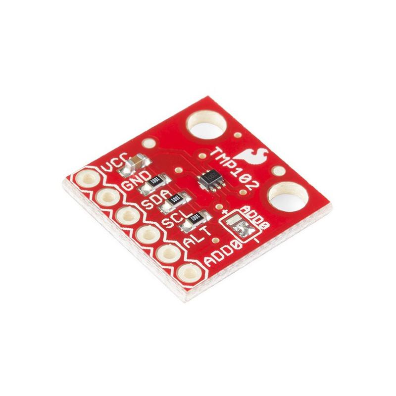 Czujnik temperatury TMP102 I2C - moduł SparkFun