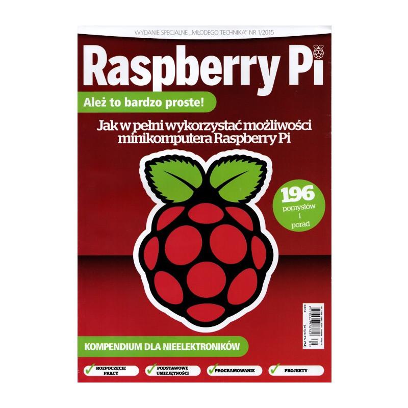 Młody Technik 1/2015 - Raspberry Pi - wydanie specjalne