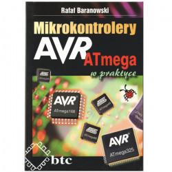Mikrokontrolery AVR ATmega w praktyce - Rafał Baranowski