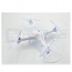 Quadrocopter Syma X5C 2.4GHz z kamerą - 31,5cm