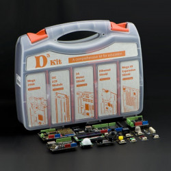 DFRobot D3 Kit - a complete set of educational with the DFRDuino Mega 2560