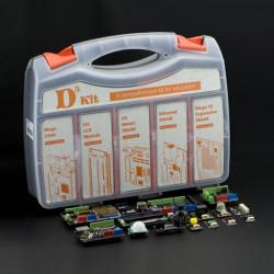DFRobot D3 Kit - kompleksowy zestaw edukacyjny z DFRDuino Mega 2560