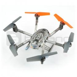 Hexacopter Walkera QR Y100 2.4GHz BNF 2.4GHz WiFi z kamerą FPV - 25cm