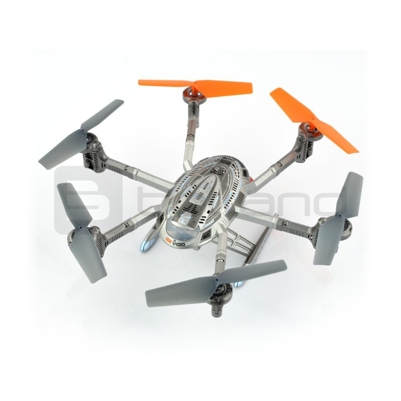 Drone hexacopter Walkera QR Y100 BNF 2.4GHz WiFi with camera FPV - 25cm