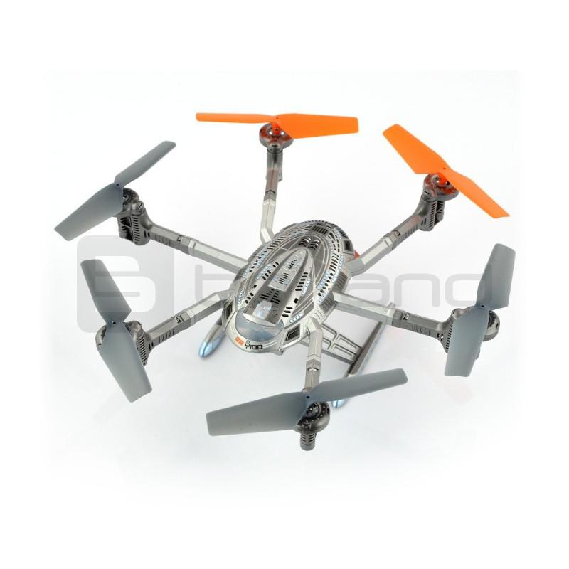 Dron hexacopter Walkera QR Y100 BNF 2.4GHz WiFi z kamerą FPV - 25cm