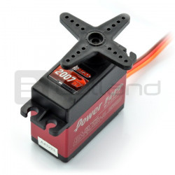 Serwo PowerHD BLS 2007HV - standard