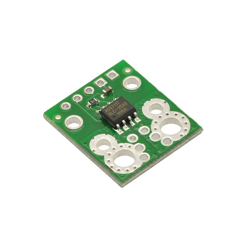 Pololu ACS711 current sensor -25A to + 25A