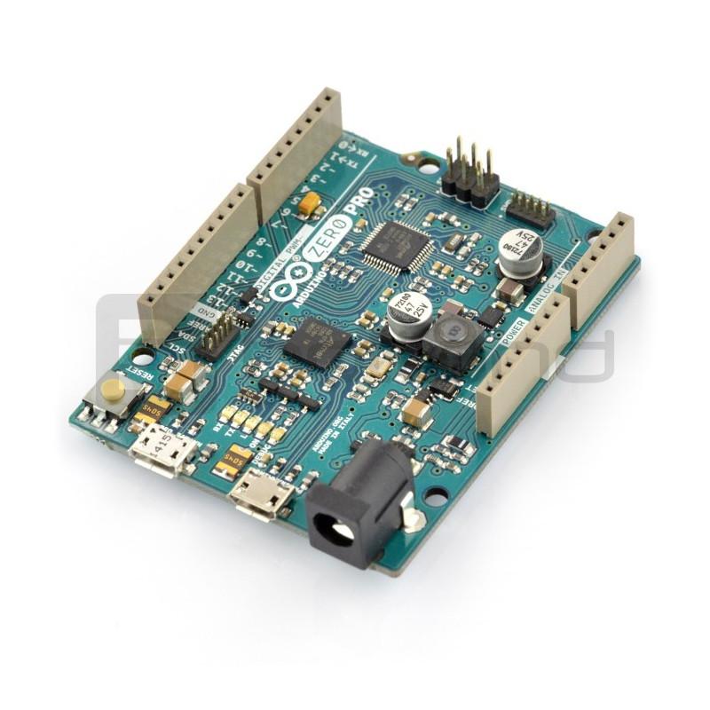 Arduino M0 Pro - 32 bit Cortex M0 + debugger EDBG