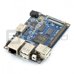 Banana Pi M2 1GB RAM Quad Core WiFi