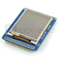 """Wyświetlacz dotykowy TFT LCD 2.8"""" 240 x 320"""