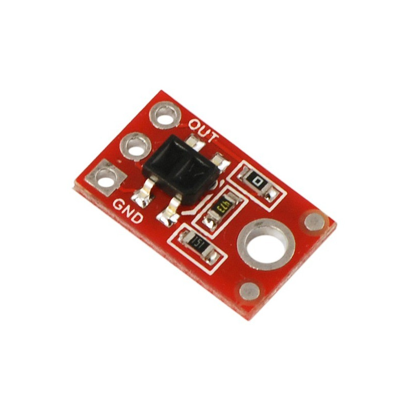Rebound sensor QTR-1A - module