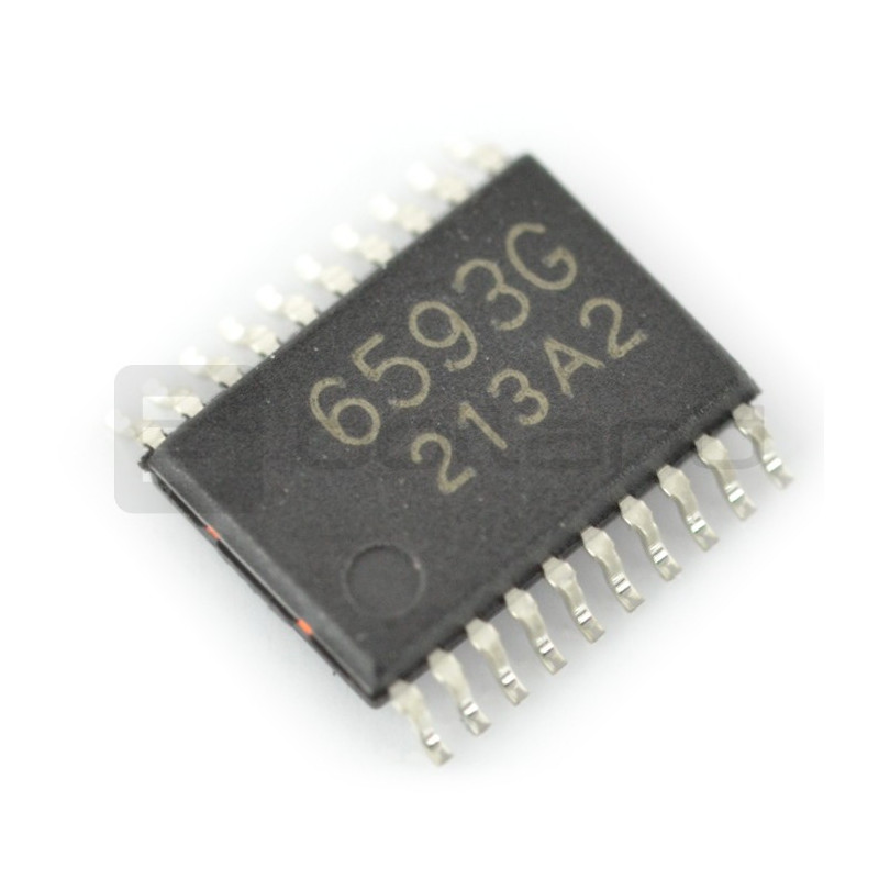 TB6593FNG - single-channel motor controller