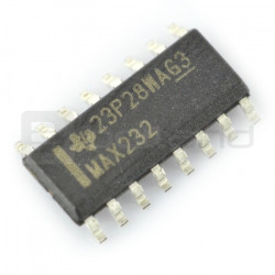 Konwerter MAX232D - SMD