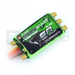 Sterownik silnika bezszczotkowego Turnigy Multistar BLHeli LBEC 6A 2-3S
