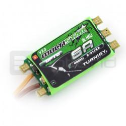 Sterownik silnika bezszczotkowego Turnigy Multistar BLHeli OPTO 6A 2-3S