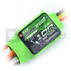 Sterownik silnika bezszczotkowego Turnigy Multistar BLHeli LBEC 10A 2-3S