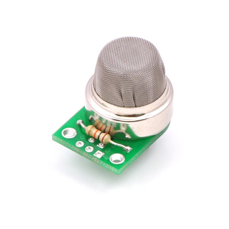 LPG, isobutane, propane MQ-6 sensor - Pololu 1481*
