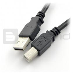 Kabel USB A - B Goobay - 1,8m