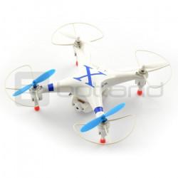 Quadrocopter Cheerson CX-30W-TX 2.4GHz z kamerą - 15cm