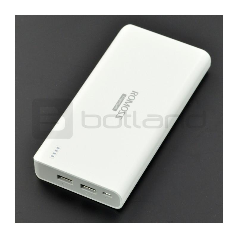 Mobilna bateria PowerBank Romoss Sailing6 20800mAh