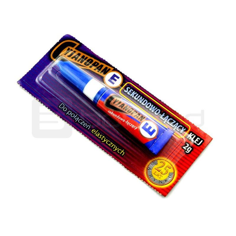 Glue cyjanopan E