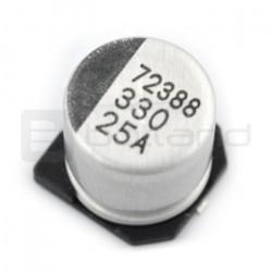 Kondensator elektrolityczny 330uF/25V SMD