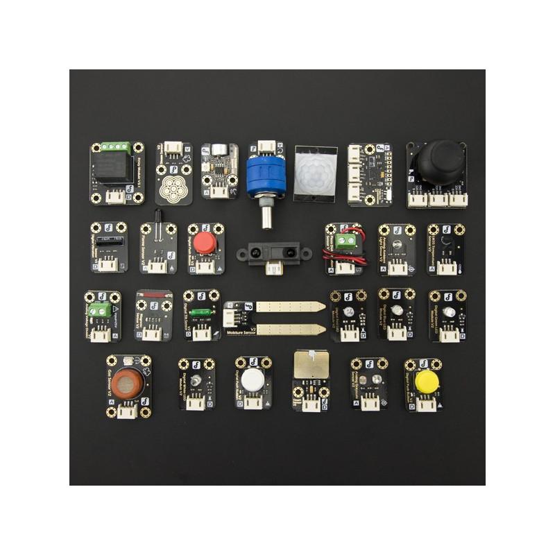 DFRobot KIT0011 - zestaw 27 modułów z przewodami dla Arduino